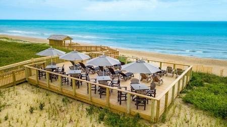 Enjoy Ocean views at the Ramada Plaza by Wyndham Nags Head, North Carolina