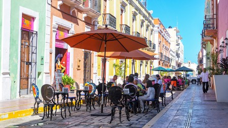 Campeche is a colorful culinary paradise