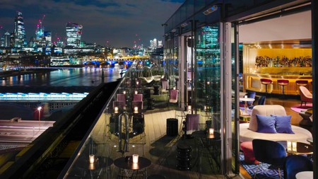 Sea Containers London enjoys a prime location on the South Bank