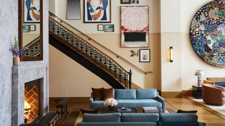 The Shinola Hotel offers a glam stay in Detroit