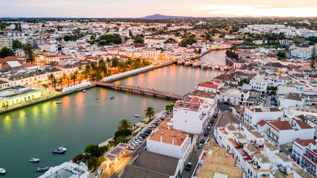Tavira is a culinary delight as well as a visual one