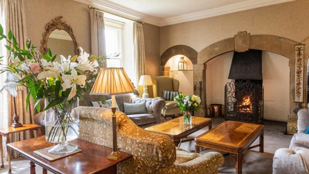 You'll love the English-countryside charm at the Burgoyne in Richmond, Yorkshire