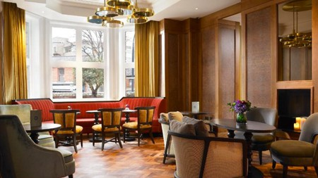 With its award-winning bar and covered terrace, the Dylan is a great choice for couples