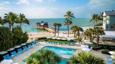 You're spoiled for choice with accommodation options close to Dry Tortugas National Park in the Florida Keys