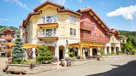 Relax in comfort at one of these hotels after a busy day of outdoor adventures in Sun Peaks
