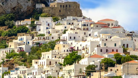 The laid-back Greek island of Skyros has plenty of pretty views and historic sites to explore