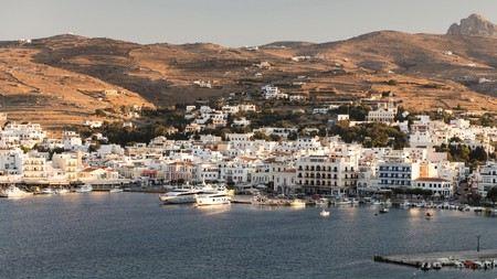Tinos, with its whitewashed architecture, is the spiritual home of Greece