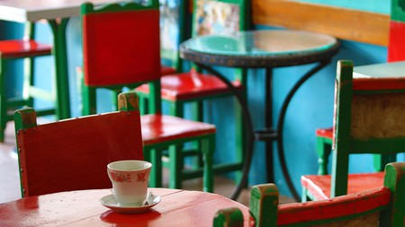 Colombia is the perfect vacation destination if your day doesn't start until your first cup of coffee