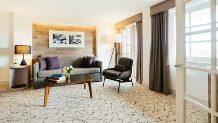 Visit Denver's increasingly popular Park Hill and stay at the Warwick for a night of luxury