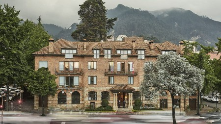 The Four Seasons Hotel Casa Medina Bogotá is a relaxing sanctuary the heart of the Colombian capital