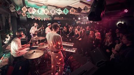 Ouu perform live at the Kivi Paber Käärid stage, TMW 2021