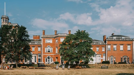 This grand estate was once home to three generations of the Meux family, and now offers a back-to-nature weekend break