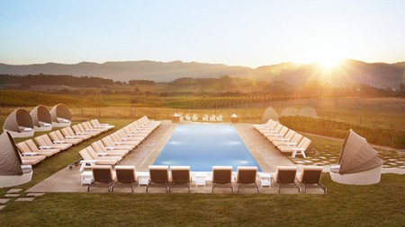 The Carneros Resort and Spa offers guaranteed relaxation
