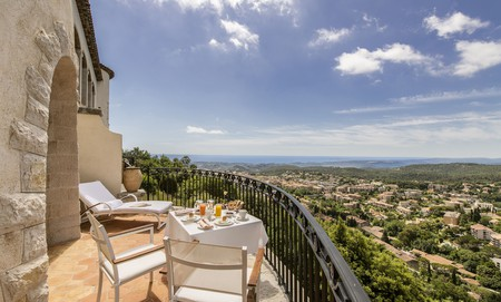 Château Saint-Martin & Spa is a truly royal place to stay