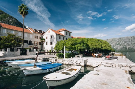 Give your wallet a break by checking into one of these budget properties in Kotor
