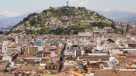 Quito's sprawl is home to all manner of delicious street food options for the traveler