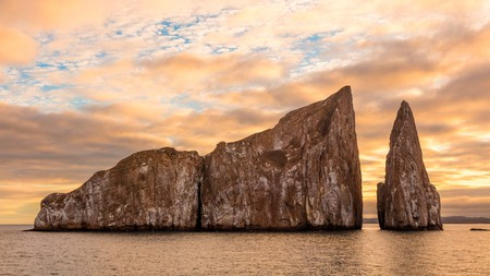 San Cristóbal Island is the second most populated of the Galápagos Islands and easily one of the most beautiful to observe