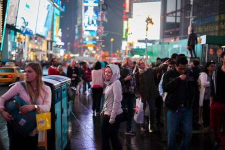 Times Square l