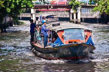 Klong Boat | © Mark Fischer/Flickr