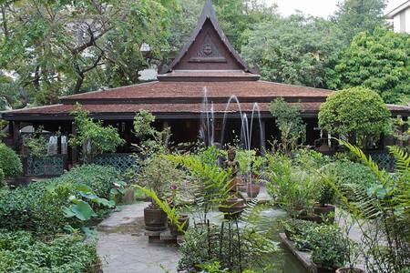 M.R. Kukrit's Home | © Johan Fantenberg/WikiCommons