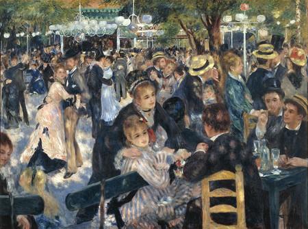 Pierre-Auguste Renoir, Bal du Moulin de la Galette, 1876| © Pierre-Auguste Renoir/WikiCommons