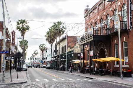 The 10 Best Bars In Florida's Ybor City, Tampa Ybor City Tampa With Street Map on ybor district map, ybor city walking map, ybor city things to do, ybor city trolley map,