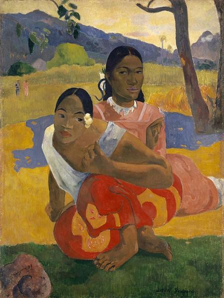 Paul Gauguin, Nafea Faa Ipoipo, 1892 | © Paul Gauguin/WikiCommons