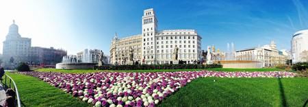 Plaça Catalunya   © Rambo Talabong