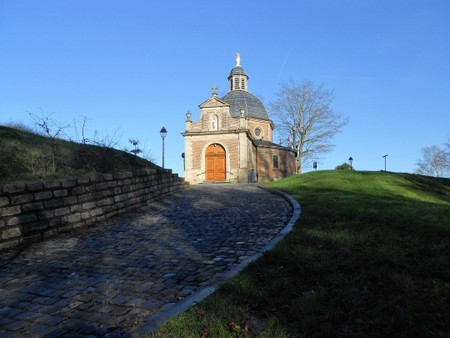 Chapel of Our Lady of the Oudenberg, on the top of the 'Oudenberg'