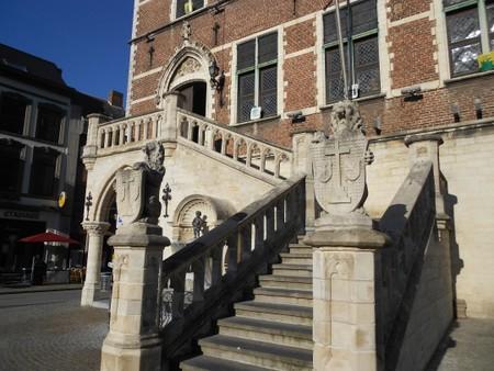 The Town Hall of Geraardsbergen
