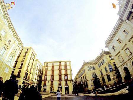 Plaça Sant Jaume   © Rambo Talabong