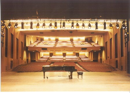 The Walt Whitman Theater | Image Courtesy of Brooklyn Center for the Performing Arts