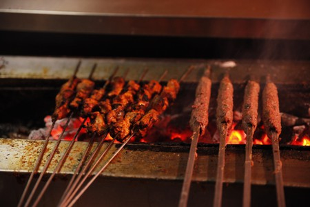The delicious kebabs at Ayub's | © Tomato