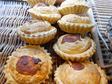 Mattentaarten. Picture taken at the bakery 'Brood Huis'