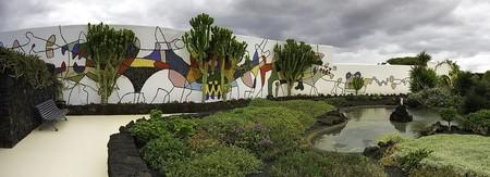 Mosaic of César Manrique | © Gernot Keller / Wiki Commons