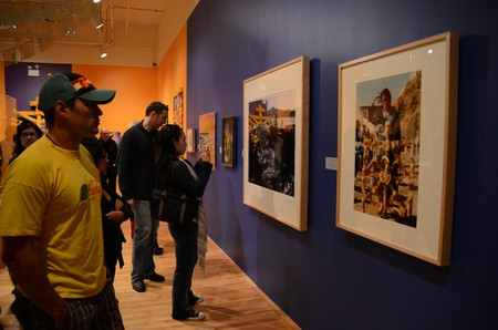 Visitors at the National Museum of Mexican Art | © Jacinto Ariza/Flickr