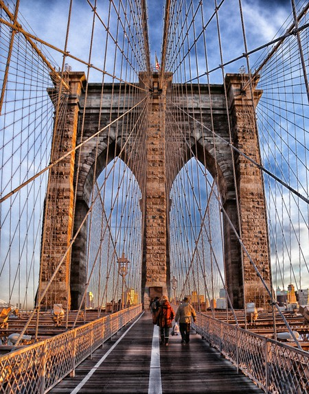 Odes To The Brooklyn Bridge 8 Poems Dedicating A Beloved New York City Landmark