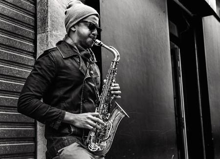 Street Music, Paris | ©Vincent Anderlucci/Flickr