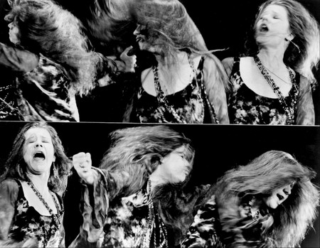 Janis Performing   © Wehope/WikiCommons