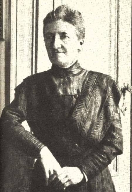 Marie Popelin|© Wiki Commons