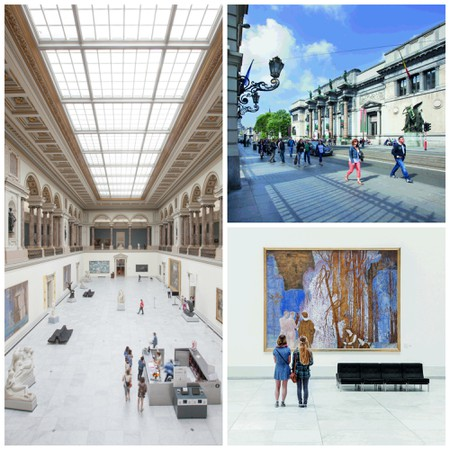 The Royal Museums of Fine Arts of Belgium | © Philippe van Gelooven, courtesy of RMFAB