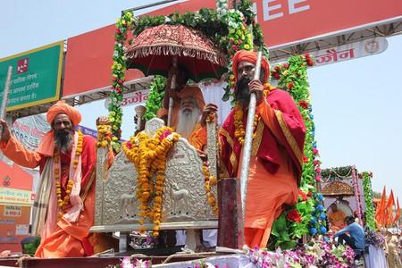 Shahi Yatra at Simhasta Parv, Kumbh