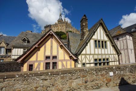 Mont Saint-Michel   © GeorgeDement/Flickr