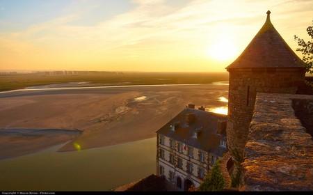 Mont Saint-Michel   © Moyan Brenn/Flickr