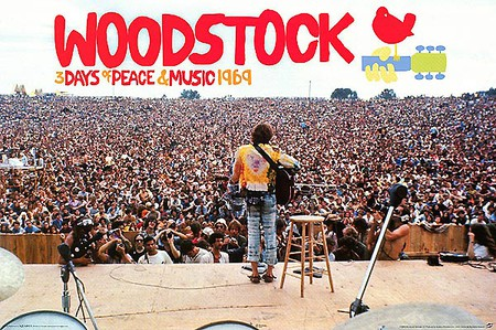 Woodstock-1969 | © Astghik Nalchajyan/WikiCommons