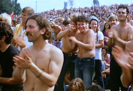 Woodstock redmond crowd | © Derek Redmond and Paul Campbell/WikiCommons