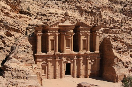 The Monastery, Petra| ©Diego Delso/Wiki Commons