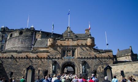 Edinburgh Castle   © Ian Dick/Flickr