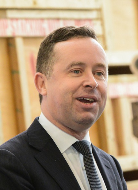 Qantas Group CEO Alan Joyce | © Jetstar Airways/WikimediaCommons