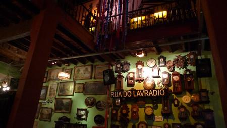 Rio Scenarium, decorated with antiques straight Rua do Lavradio, Lapa's finest antique purchase spots |© Fabiano Caruso/Flickr